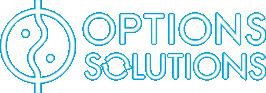 logo blanc Options Solutions